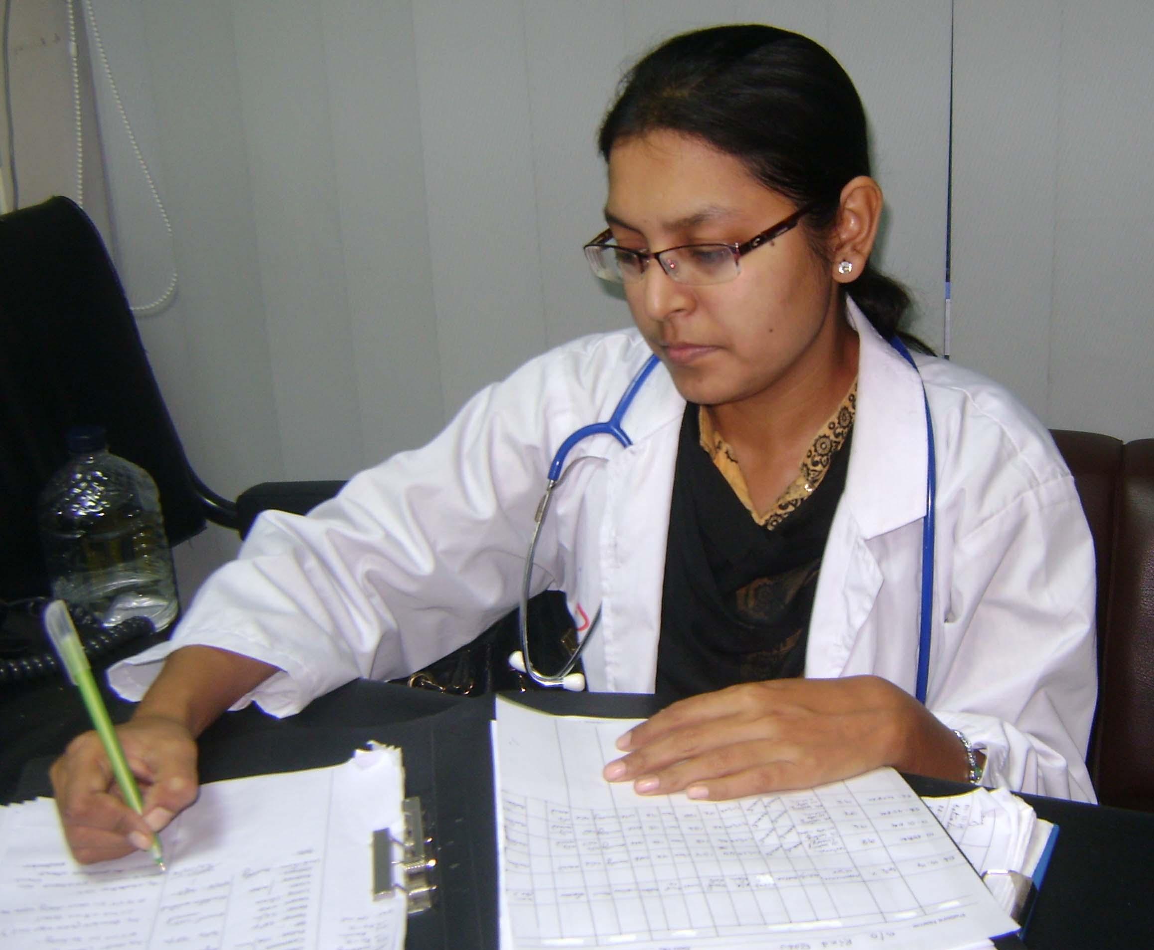 Medical Officer (Male/Female)
